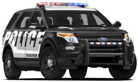 Ford Police Interceptor (Utility)