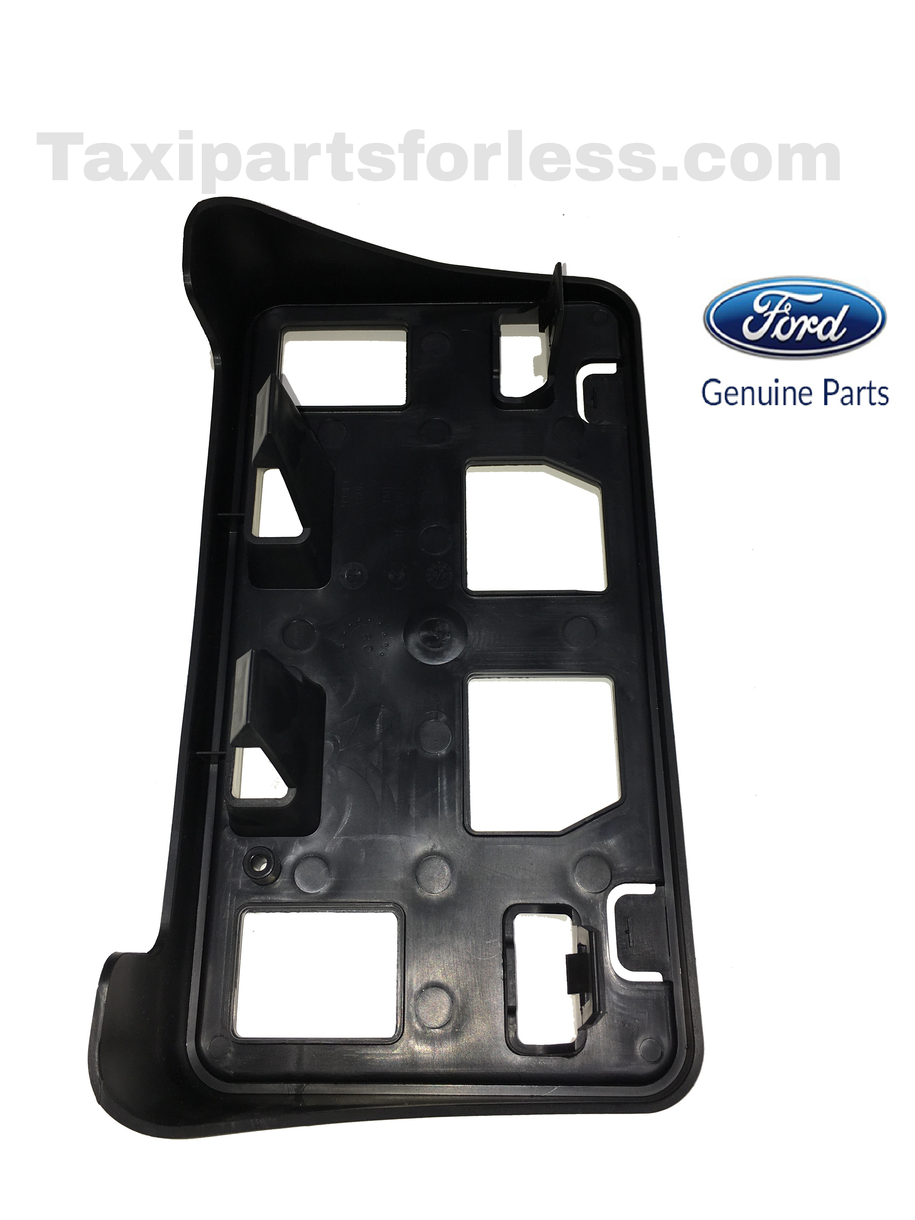 Genuine Ford 8C2Z-17A385-AA License Plate Bracket