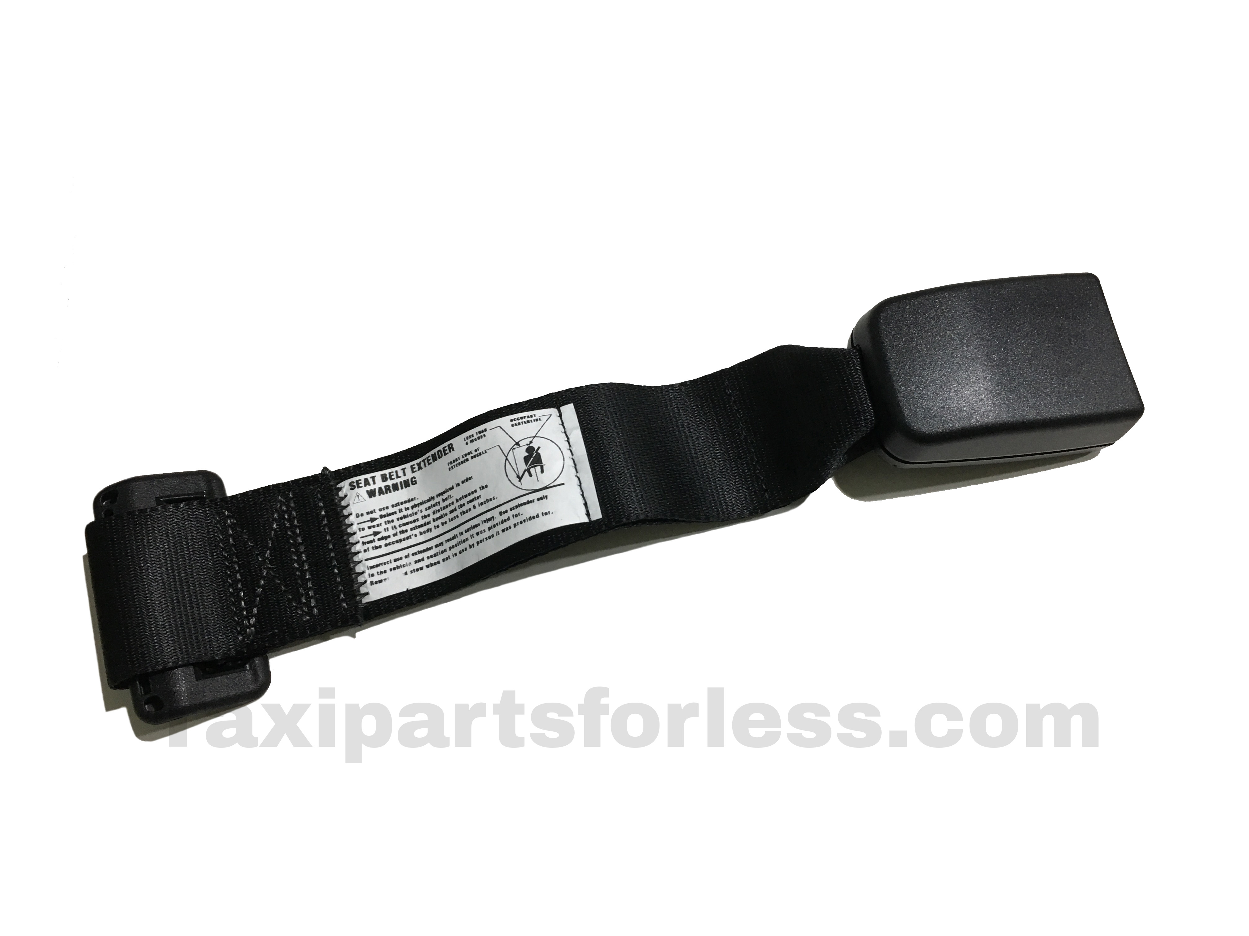 Seat belt extender brand new ford oem fits 12 14 ford e150