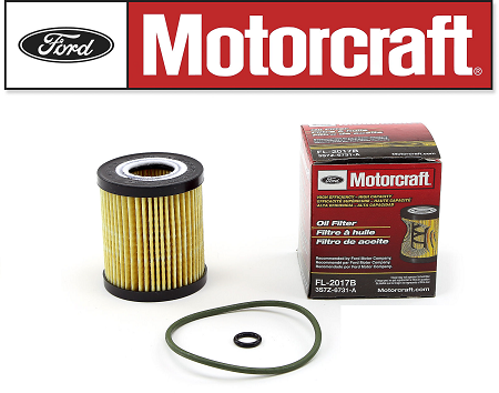 Engine Oil Filter Motorcraft Part Flb Fits   Ford Escape   Ford Fusion