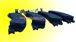 2003-2010 Towncar Crown Victoria, Grand Marquis, New OE Motorcraft Front Brake Pads BR931B