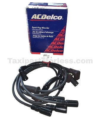 Spark Plug Wire Set. nd New AC Delco. Fits: 1998-2005 Chevy Astro. on