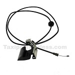 Hood Release Cable. Good Quality Aftermarket Brand. Fits: 1991-1996 Chevy Caprice, Impala.