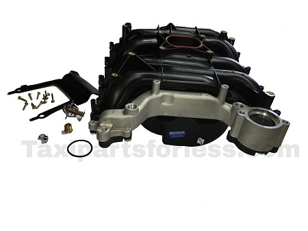 Intake Manifold Complete 4.6L Dorman. Fits: 1995-2000 Crown Victoria, Grand Marquis, Town Car