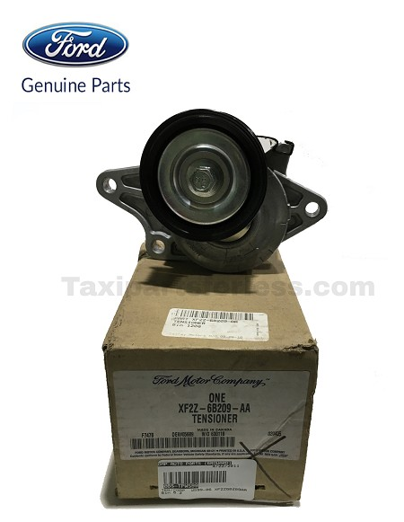 Complete Tensioner. Brand New Ford OEM. Fits: 99-03 Ford Windstar, 04-07 Free Star