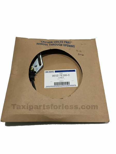 Automatic Shift Cable. Fits: 10-12 Fusion. Brand New OEM Part