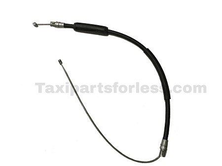 EMR Brake Cable (Front) Fits: 1993 Crown Victoria