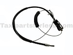 EMR Brake Cable Assembly (Left/Right). Fits:95 Crown Vic