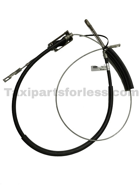 EMR Parking Brake Cable (LH) Fits: 96 Crown Vic , 97 Grand