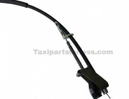 EMR Brake Cable (LH) Front Side OEM Fits: 98-08 Crown Vic, Grand M, Town Car