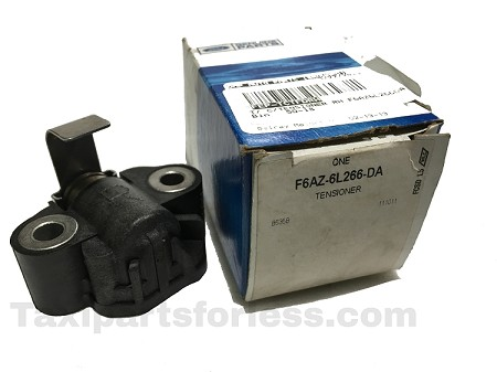 Metal Chain Tensioner. (Right Hand) Brand New Ford OEM Part. Fits: 1998-2011 Crown Victoria