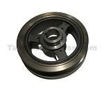 Balancer/Pulley. Brand New Ford OEM Part. Fits: 01-11 Crown Victoria, Town Car, 01-04 Grand Marquis