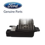 Blower Motor Control Module. Genuine Ford OEM Part.  Hard To Find Part
