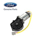 Window Lift Motor. (Front Left Side) Ford OEM Brand. Fits: 01-11 Crown Victoria, Grand Marquis & Town Car.