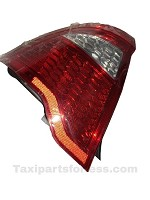 Tail Light Assembly (Left Side). Brand New Ford OEM Part. Fits: 2010-2012 Ford Fusion