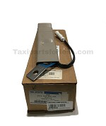 Seat Buckle. Brand New Ford OEM. Fits: 03-04 Crown Victoria