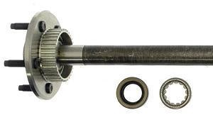 Rear Axle Shaft Kit. 28 Spline 5 Bolt Pattern. Fits: 2003-2005 Crown Victoria (Replacement)