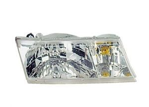 Right Side Headlamp Or Passenger Side, Fits: 1998-2011 Ford Crown Victoria