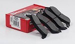 2003-2011 Crown Victoria, Lincoln Towncar, Grand Marquis. New Motorcraft Rear Brake Pads BR932B