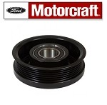 AC Compressor Clutch Pulley Motorcraft# YB3104 Fits: 2006-2011 Crown Victoria, Grand Marquis, Town Car