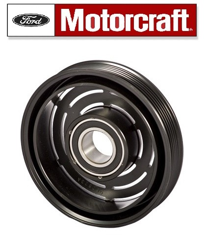 AC Compressor Clutch Pulley. Brand New Motorcraft Part. Fits: 2000-2003 Ford Focus