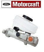 Brake Master Cylinder. (With Traction) This Is A Brand New Motorcraft Original Part
