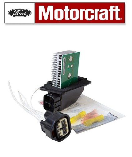 Blower Motor Control Module Resistor. Brand New Motorcraft Part. Fits: Crown Victoria, Grand Marquis, Town Car
