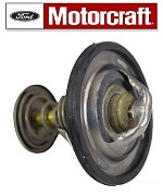 190 Degree Thermostat. Original Motorcraft OEM Part.