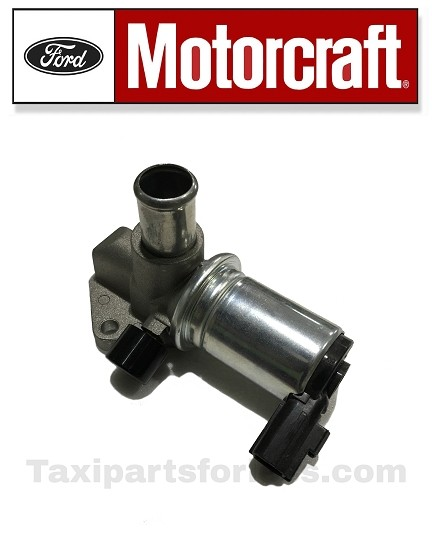 Idle Air Control Valve With Gasket. Motorcraft. Fits: 1996-1999  Ford Crown Victoria & 1996-1998 Grand Marquis