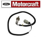 Oxygen (O2) Sensor (Lower) Fits: 2013-2015 Ford Escape 2.5L L4. Motorcraft Part# DY1203