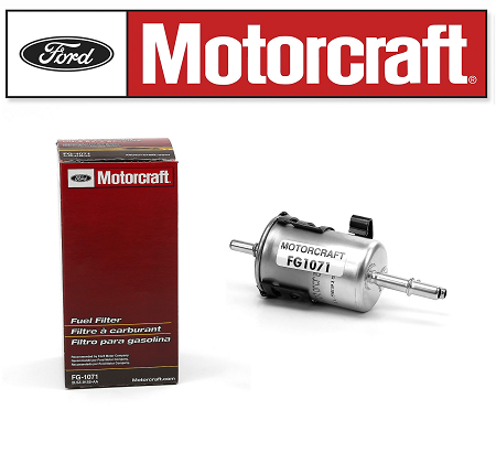 Fuel Filter. Motorcraft Part# FG1071. Fits: 2000-2001 Ford Ranger. Free Shipping On Orders Over $99