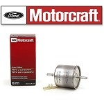 Fuel Filter. Motorcraft Part# FG800A. This Part Is Compatible With Many Makes And Models. Please Click On The Drop Down Box For Vehicle Compatibility