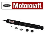 Rear Shock Absorber Kit. Brand New Motorcraft Original OEM.  Fits: 1995-2006 Ford E150-E250