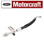 Ac Hose Liquid Line. Condenser To Evaporator. Brand New Original Mortorcraft Part. Fits: 06-11 Crown Victoria, Grand Marquis.
