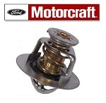190 Degree Thermostat Original Motorcraft. Fits: 1992-2011 Crown Victoria, Grand Marquis, 1991-2011 Town Car