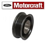 AC Compressor Clutch Pulley, Motorcraft. Fits: 2005-2009 Escape Hybrid.