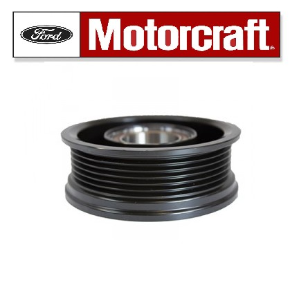 AC Compressor Clutch Pulley, Motorcraft. Fits: 2003-2005 Crown Victoria, Grand Marquis, Town Car, E350