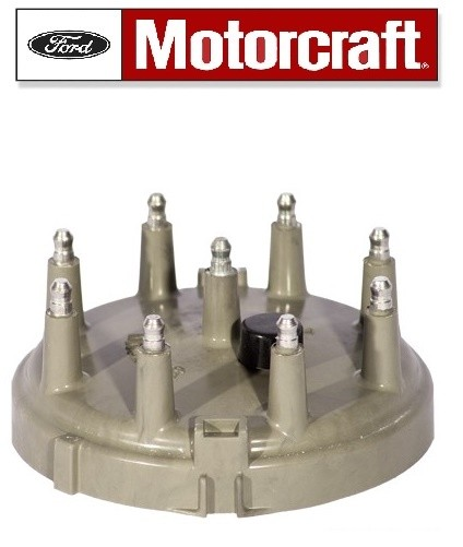 Distributor Cap. Brand New Original Motorcraft Part. This Is Part For Older Model Crown Victoria, Grand Marquis, & Town Cars