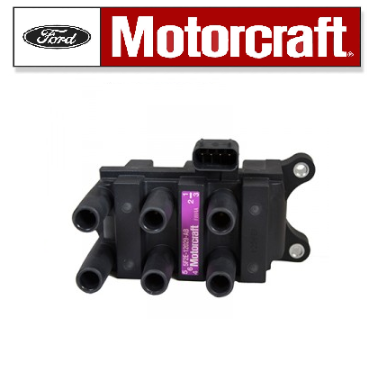 Ignition Coil. Motorcraft Part# DG532 Fits: 2001-2003 Ford E150 & E250. This Part Is Compatible With Many Other Makes & Models.