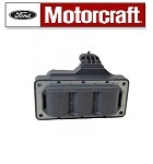 Motorcraft Ignition Coil. Fits: 1999 Ford E150/E250 V6 & Many Other Makes. Click On Dropdown Box For Compatibility