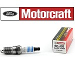 Spark Plug. Motorcraft Part# SP493. Price Is For 1 Pc. Fits: 1993-2011 Ford Crown Victoria, Grand Marquis, Town Car