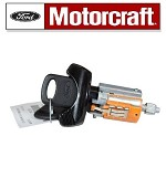 Ignition Lock Cylinder With Keys. Brand New Motorcraft OEM.  This Is The Only One We Have In Stock