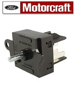 Rear A/C Blower Switch. Original Motorcraft OEM Brand.  Only 1 Left In Stock