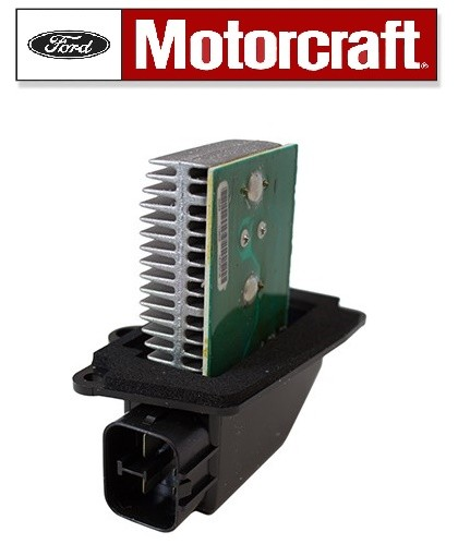 Blower Motor Control Module Resistor. Brand New Motorcraft Part. Fits: 98-11 Crown Victoria, 00-11 Grand Marquis & 98-05 Town Car